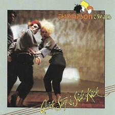 THOMPSON TWINS: QUICK STEP & SIDE KICK (Deluxe 2CD set)