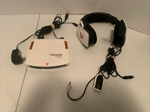 - Mad Catz Tritton AX 720 v1.5 Gaming Headset 7.1 Dolby