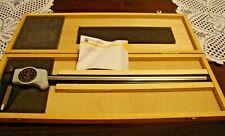 Rare New Brown Amp Sharpe 12calipers 599 578 12 5 Black Face