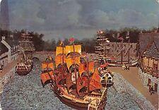 Br43736 Ship Bateaux Port D Auray Le Galion