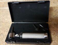 Ra Bock Diagnostics 32v Bright White Led Otoscope Kit Specula Adaptor Amp Case