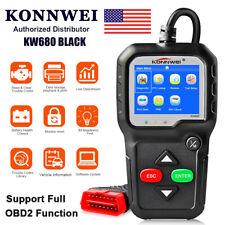 OBD2 Scanner OBD Car Diagnostic Auto Diagnostic Tool KONNWEI KW680 Clear Codes