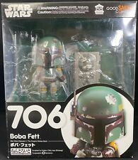 Nendoroid Star Wars Episode V The Empire Strikes Back BOBA FETT 706 Authentic