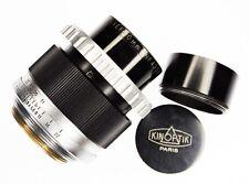 Kinoptik 50mm f2 Apochromat Leica SM mount  #4330