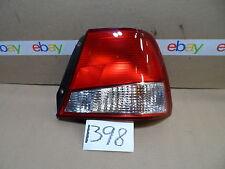 03 04 05 Accent 4 Door Sedan PASSENGER Side Tail Light Used Rear Lamp #1398-T