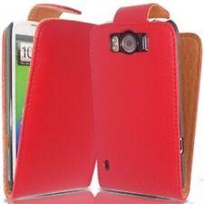 Fundas HTC color principal rojo para teléfonos móviles y PDAs
