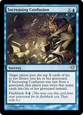 INCREASING CONFUSION Dark Ascension MTG Blue Sorcery RARE