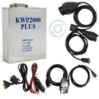 KWP2000 Plus ECU Remap Flasher OBD2 ECU Chip Tuning Tool Auto Diagnostic Scanner