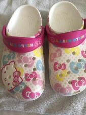 👟Sabot (crocs)/chaussure fille *HELLO KITTY* NEUVE pointure 35👟