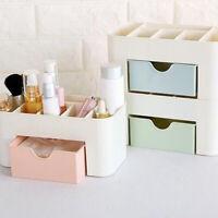 Caja Organizador de cosméticos Maquillaje. Maquillaje con cajones. Escritorio