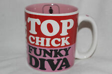 Mug Cup Tasse à café  Rayware Occasions Top Chick Funky Diva