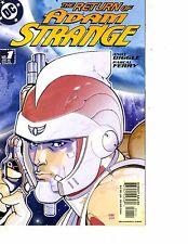 Lot Of 4 Return of Adam Strange DC Comic Books #1 2 3 4 Superman LH17