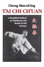 TAI CHI CHUAN [9780913028858] - MAN-CHING CHENG (PAPERBACK) NEW