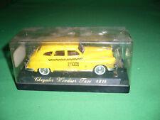 Voiture miniature solido Chrysler Windsor Taxi 4514 1/43