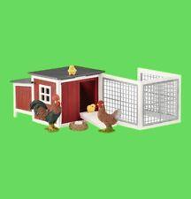 Schleich® 42421 Farm World Hühnerstall - Neuheit 2018