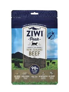Ziwi Peak Air Dried Cat Food 400g Beef - Made in New Zealand