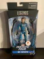 MARVEL LEGENDS- FANTASTIC FOUR  MR FANTASTIC- Walgreens Exclusive-FAST SHIPPING