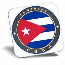 Awesome Fridge Magnet - Cuba Flag La Habana Cuban Travel Cool Gift #9242