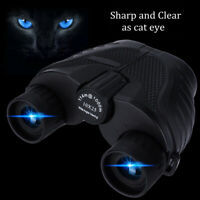10X25 Binoculars Night Vision BAK4 Prism High Power Optics Hunting Waterproof A+
