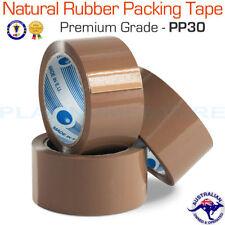 Natural Rubber Carton Sealing Tapes