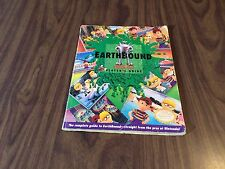 Earthbound (Super Nintendo, SNES) Strategy Guide + Scratch N Sniff stickers