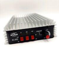 RM Italy KL-503 CB Linear Amplifier 27MHz 10 Meter up to 450 Watt SSB(USB/LSB)