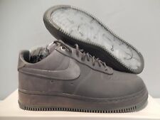 NIKE AIR FORCE 1 LW CMFT PIGALLE SP COOL GREY SZ 8 RARE!!! [669916-090]