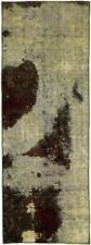Designer Vintage Picasso Look Jean Wash Perser Teppich Orientteppich 2,30 X 0,82