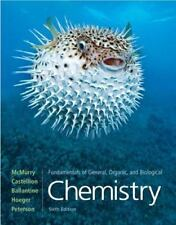 Fundamentals of General, Organic, and Biological Chemistry (6th Edition), Castel