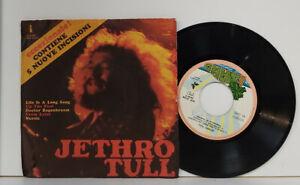 "21304 45 giri 7"" EP - Jethro Tull - Life is a long song (5 tracks) - Island 1971"