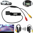 Car Rear View Video Wireless Reversing Parking Camera For VW Passat Golf Plus T5