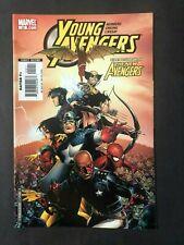 Marvel Comics Young Avengers  # 12