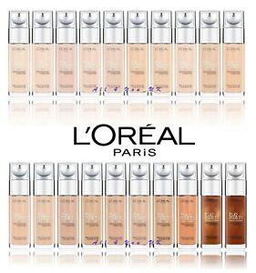 L'Oreal Paris True Match Liquid Foundation 30ml - Please Choose Shade