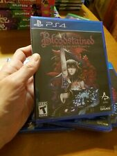PS4 Playstation Bloodstained Ritual of the Night BRAND NEW FACTORY SEALED