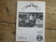JAMPOT THE OWNERS CLUB JOURNAL NUMBER 359 - AUGUST 1982