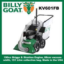 Billy Goat KV601FB Wheeled Leaf Vacuum - Hose kit sold seperately