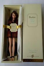 2005 Highland Fling Silkstone Barbie Gold Label Nib