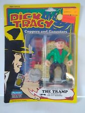 Vintage New sealed Dick Tracy The Tramp Playmates Action Figure
