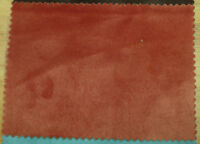 smooth soft texture upholstery fabric color fire by the yard 54 wide
