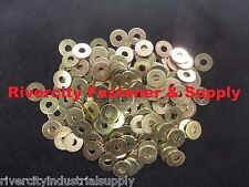 (25) M6 or 6mm Steel Fender Washers Metric M6x18mm Wide / Large / oversized