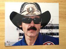 Richard Petty Signed 8x10 The King Photo NASCAR autograph COA
