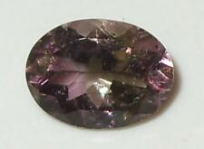 1.16ct VALUABLE NATURAL BRAZIL PINK & GREEN TOURMALINE OVAL CUT