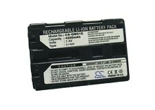 7.4V battery for Sony DCR-PC103, DSR-PDX10, HVL-IRM, DCR-DVD300, DCR-PC120E, DCR