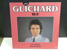 DANIEL GUICHARD Vol 12 Le gitan , doucement ... KUKLOS KS3031 DG251