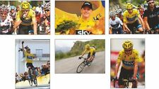 Chris Froome Tour de France Winner 2013 POSTCARD SET