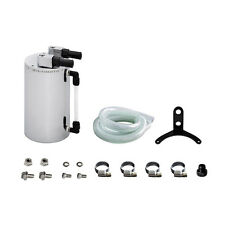 Mishimoto Universal Aluminium Oil Catch Can Kit - Large - Polished