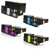 4PK  Toner Cartridges New Compatible  for Xerox WorkCentre6015 Phaser6000 6010
