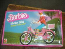 Barbie's Motor Bike