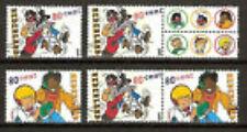 Nederland alle combinaties  uit  postzegelboekje 62  postfris/MNH