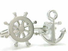 Fun Yacht Club Cuff Links Cufflinks #C-184